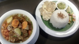 Sop Buntut - Traditional Oxtail Soup
