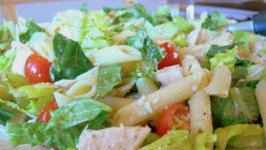 Chicken and Apple Pasta Salad