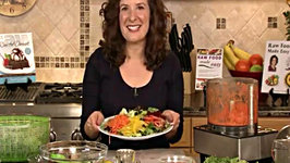 Rainbow Salad A Colorful Main-Dish Salad Packed With Nutrition