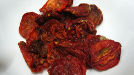 Homemade Marinated Sun Dried Tomatoes