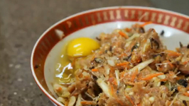 Vietnamese Pork and Egg Rolls Part 1 - Preparation