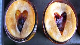 Very Berry Peach Pies