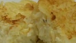 Culinary Carrie: Rice Cake