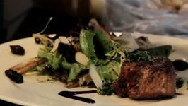 Colorado Lamb Chops with Barolo