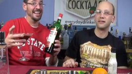 The Harvard Cocktail, How-To