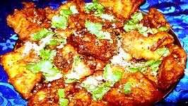 Coconut Fish Fry