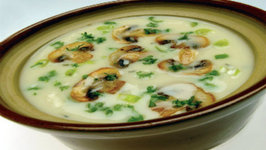French Mushroom Soup