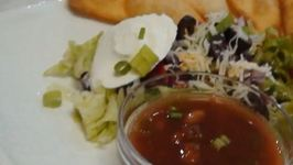Indian Style Mexican Salad