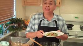 Vegan Tabouli and Lentil Salad