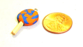 How To Make A Lollipop Polymer Clay Charm