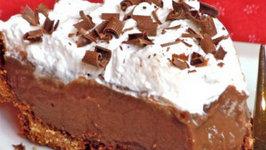Microwave German Chocolate Pie
