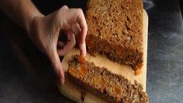 Moist Chunky Apricot Bread