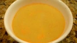 Carrot Apricot Soup
