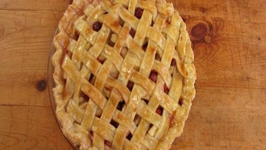 Classic Lattice-Top Pie Crust