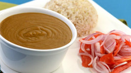 Dhan-Saak Dal (Protein-rich and Low-cal ) by Tarla Dalal