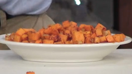 Healthy Sweet Potato Hashbrowns