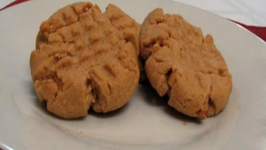 Lynn's Peanut Butter Cookies