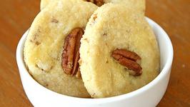 Holiday Shortbread Cookie