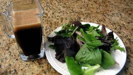 Soy-Ginger Salad Dressing