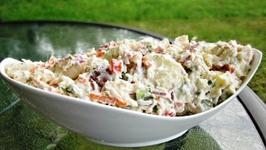 Dairy Fruit Salad