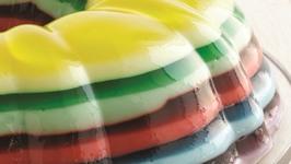 JELLO Classic Rainbow Mold