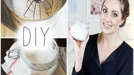 DIY - Natural Whipped Coconut Body Butter