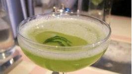 Hendrick's Gin Martini