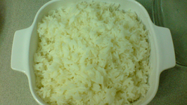 Rice in the Microwave
