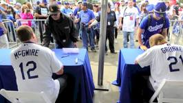 Dodgers Update: Michael Young Retires, Fan Fest, Clayton Kershaw New Girl Cameo