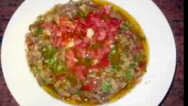 Traditional Raheb Salad