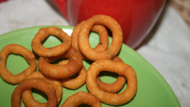 Crispy Rice Rings