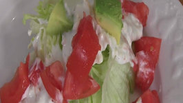 Blue Cheese & Tomato Wedge Salad