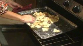 Crispy Pita Bread Chips