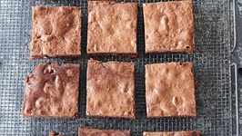 Chile Pecan Brownies