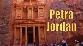 Visiting Petra, Jordan in the Archaeological City of Ma'an