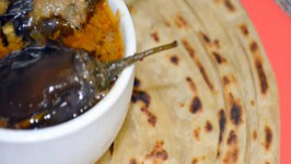 Lacha Paratha - Multi Layered Indian Flat Bread