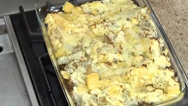 Vegan Shepherd's Pie with Soy Tempeh