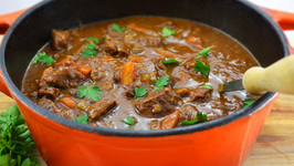 Beef and Celery Stew