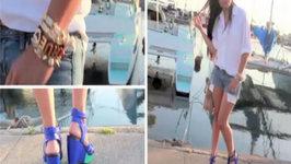 Summer Lookbook: Fashion Styling Shorts: Casual
