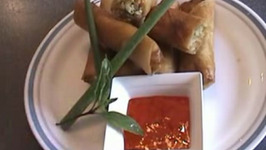 Thai Deep Fried Spring Rolls