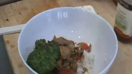 Tamra Davis Cooking Show - Kung Pao Un-Chicken