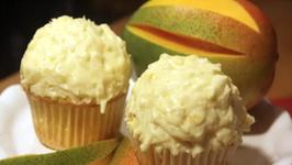 Mango Coconut Cupcakes (Part 2): Cupcake Show 28