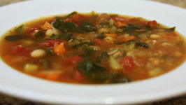 Vegetable and Bacon Soup