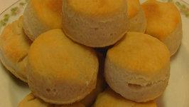 Betty's Basic Buttermilk Biscuits