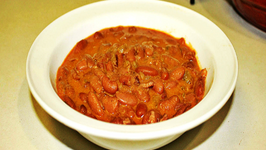 Hungarian Red Kidney Bean Soup