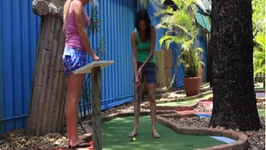 Gold Coast Holiday Attraction - King Tutts Putt Putt Surfers Paradise