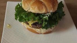 Shake Shack Burger!