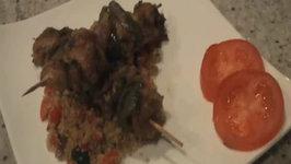 Methi Malai Chicken Tikka / Appetizer Tikka
