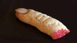 Sweet Severed Finger Cookies