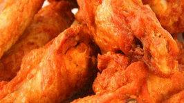 Organic Gluten Free Buffalo Chicken Wings for Celiac People